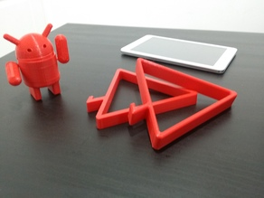 Tablet Stand (landscape or portrait orientation)