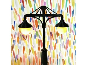 Antique Street Lamp (Lamp Series of 1-3)