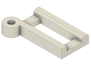 Printrbot Simple Pro G2 Printrboard Extruder Mount