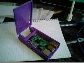 Flip Top Pi 3 Case
