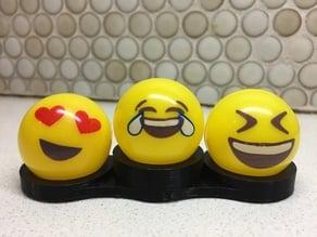 Emoji Podium