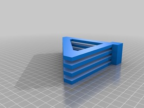 Monoprice Maker Select v2 Build Plate Holder