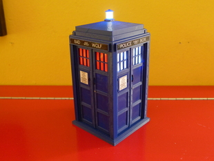 TARDIS Deluxe Kit
