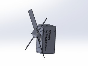 3DPWPE - a 3D Printed Windmill