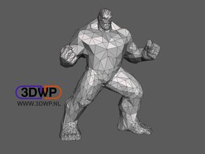 Hulk Low Poly