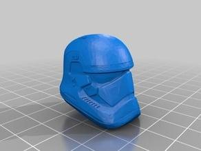 Tinkercad skeleton Stormtrooper helmet