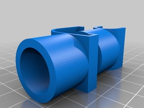 My Customized spool holder for M3D printer