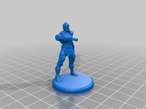 Trap Jaw - Masters Of the Universe - Miniature