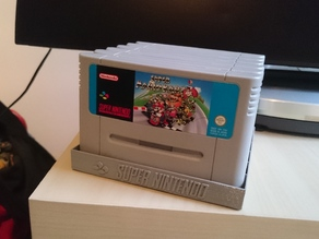Snes game holder (PAL)