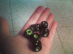 Dice for Zombies
