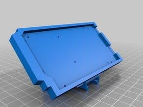 Nerf tactical rail to arduino mega