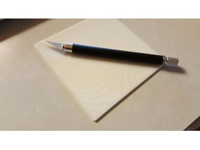 Customizable Flexible Cutting Mat