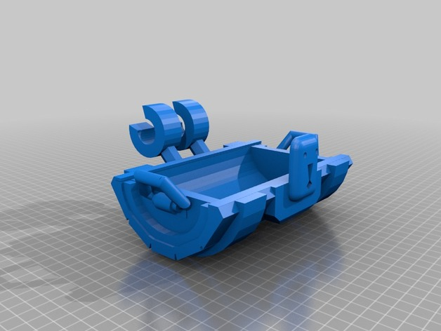 Thingiverse Fortnite Chest Fortnite Chest By Z Mech Thingiverse