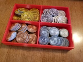 Coin Holder for Concordia Venus with Salsa