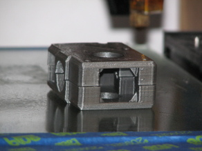 Accessible/Viewable/Cleanable Extruder