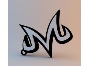 Majin logo DBZ