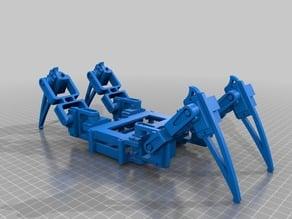 Spider robot, quad robot, quadruped