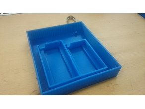 Storage box for BBQ thermometer Maverick ET-733