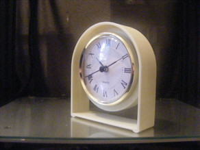 domed frame clock