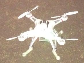 CX 20 landing gear mod