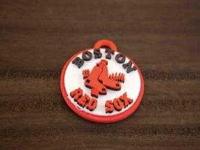 Baseball Team Logo - Boston Red Sox