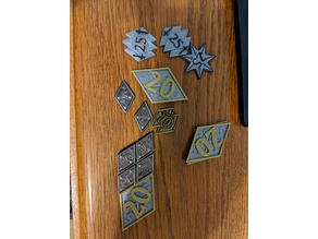 Crusaders Thy Will Be Done Tokens