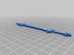 Voltron Blazing Sword Sized for Netflix remake action figure