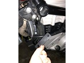 Husqvarna NUDA 900R Horn holder