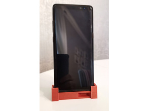 Smartphone Stand + Passive Sound Enhancer