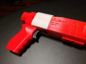 Nerf battery powered machine gun (compatible)