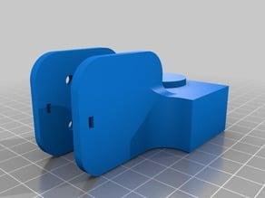 Tarot T2-D & Mobius Action Camera Mounts