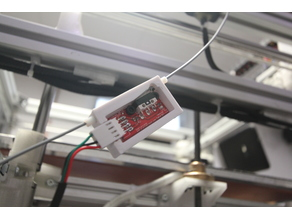 Filament Sensor with PTFE tube 1,75mm