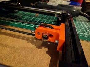 Y Belt tensioner for Hictop 3DP12