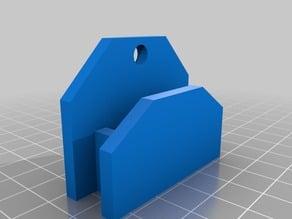 tool holder 30 x 10mm tool