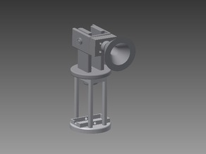 LED Lamp Frame