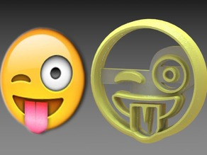 Emoji WhatsApp Cookie Cutter