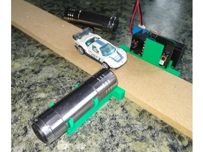MicroBit Toy Car Timing Gate