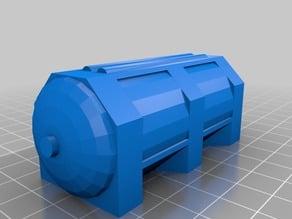 3DBear Mars Oxygen storage - a Mars Atmosphere Mine remix