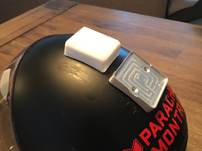 Gopro - Cover for curved mount