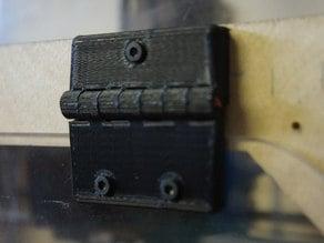 Replicator Front Door Hinge