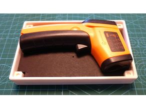 Infrared Thermometer Box
