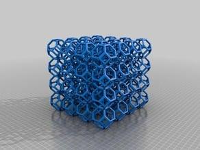 Truncated Octahedron Matrix