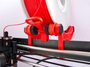 Prusa i3 Filament Guide Clip