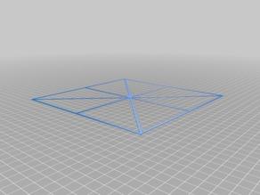 200x200 Print Bed Flatness Tester ()