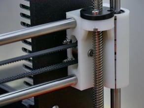Prusa i3 MK2S X-axis adjustable idler