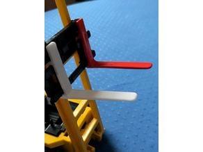 Fork of Playmobil Forklift