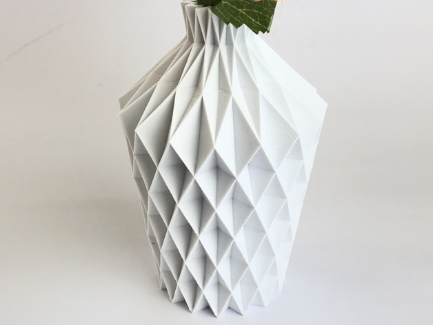 3d Vase Origami Vase And Cellar Image Avorcor