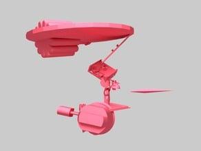 X-Wing Precision Tamper