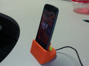 Galaxy Nexus Dock Enhanced
