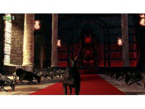 Goat Simulator - The Infernal Throne
